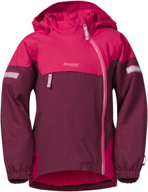 Bergans STORM INSULATED KIDS JACKET, Hot Pink Navy Fast